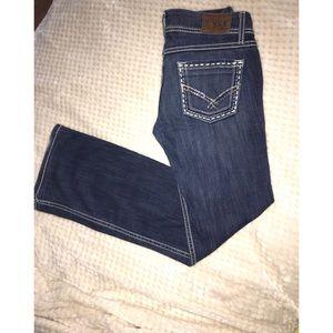 Women's BKE denim Stella Boot Jeans 26L